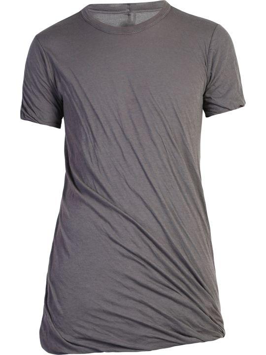 Rick Owens Ruched T-shirt