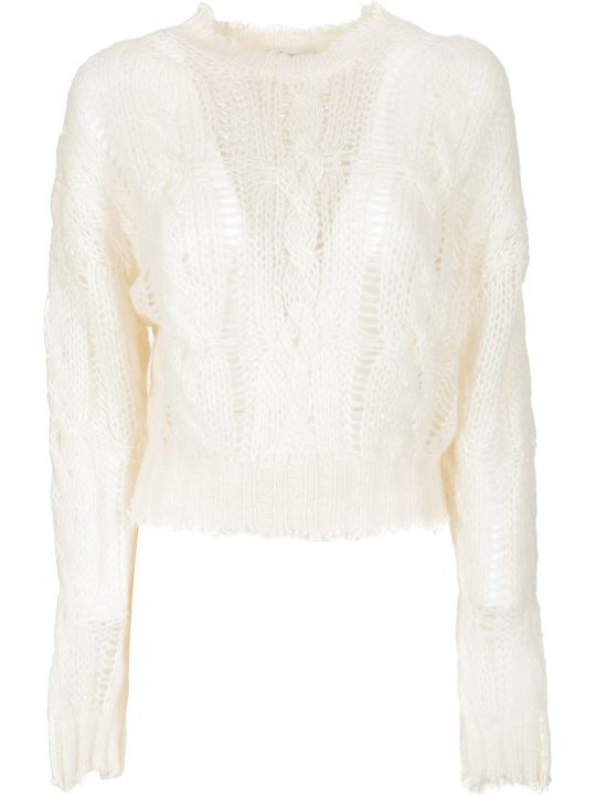 Acne Studios Kella Cable Sweater