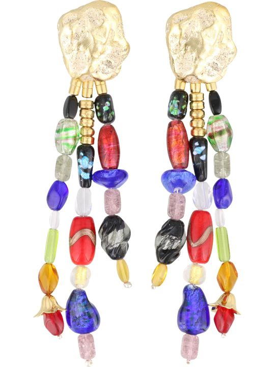AMBUSH Nobo Beads Earrings