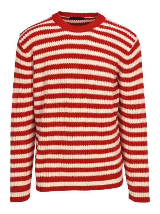 Alanui Knit Jacquard Stripes