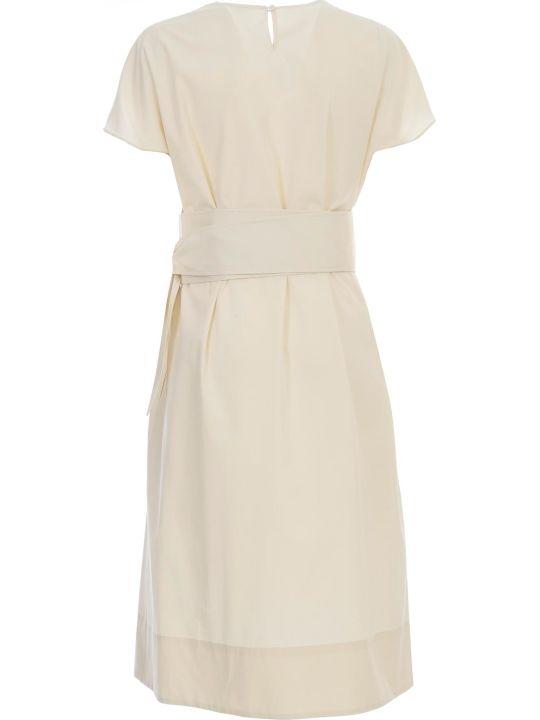 Aspesi Dress S/s W/kimono Belt