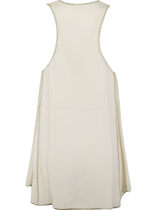 Circus Hotel Sleeveless Flared Top