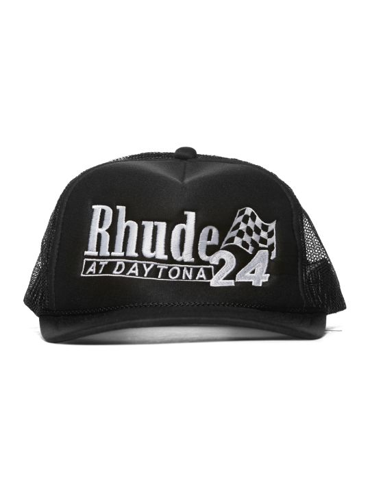 Rhude Embroidered Logo Cap