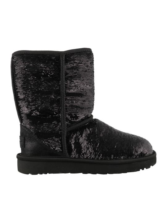 UGG Women Boots Classic Short Cosmos Sequin