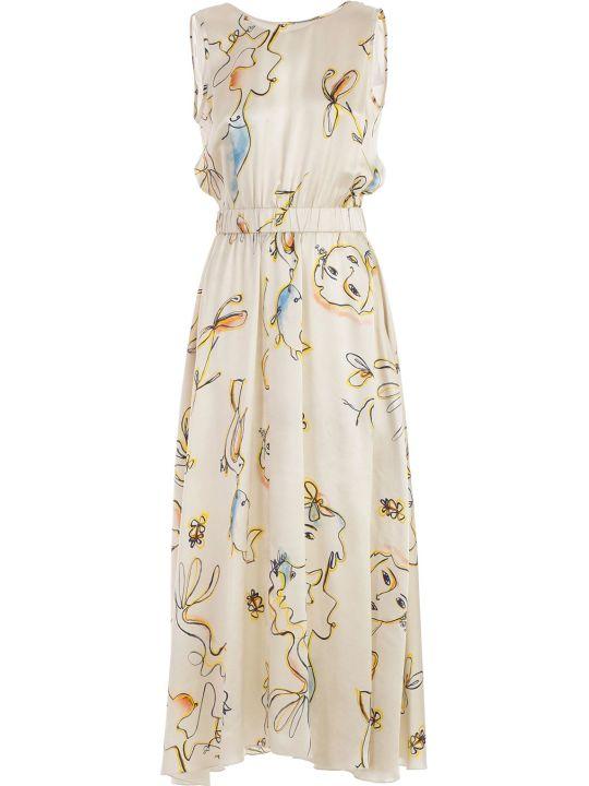 Forte_Forte Forte Forte Printed Dress
