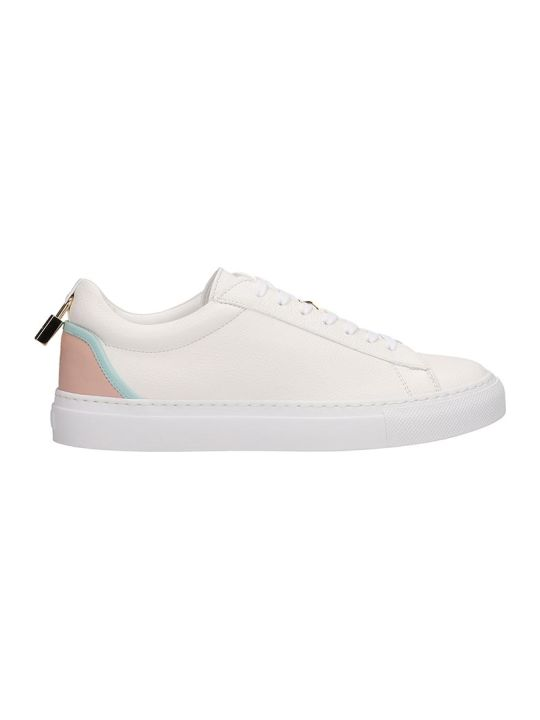 Buscemi Tennis Lock Sneakers