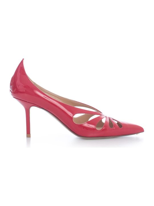 Francesco Russo Pumps Patent 75 Heel
