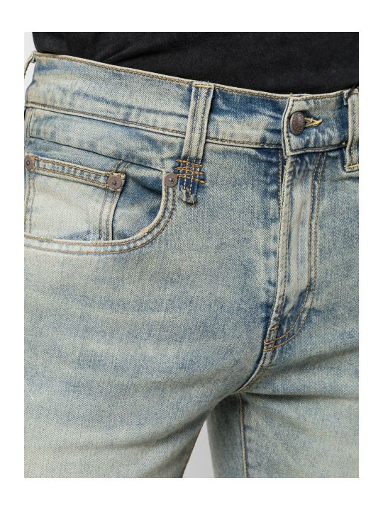 R13 Five Pockets Tapered Jeans