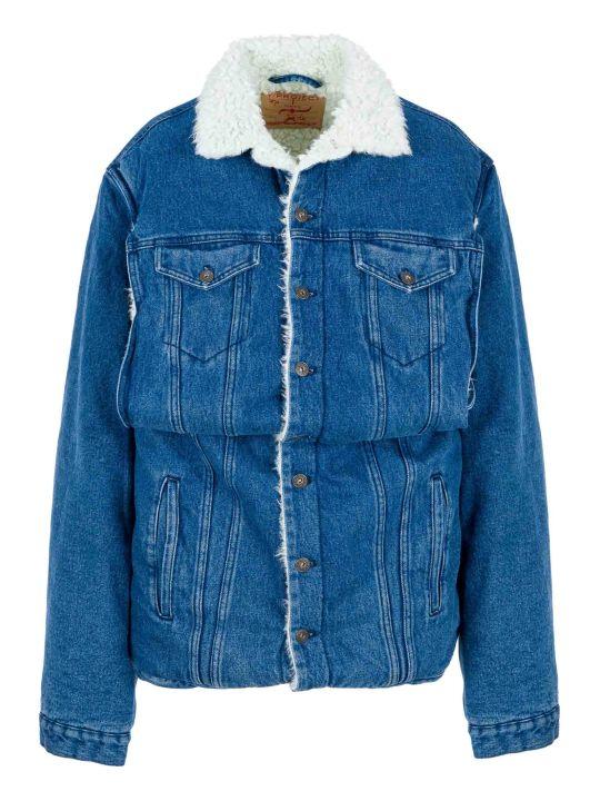 Y/Project Padded Denim Jacket