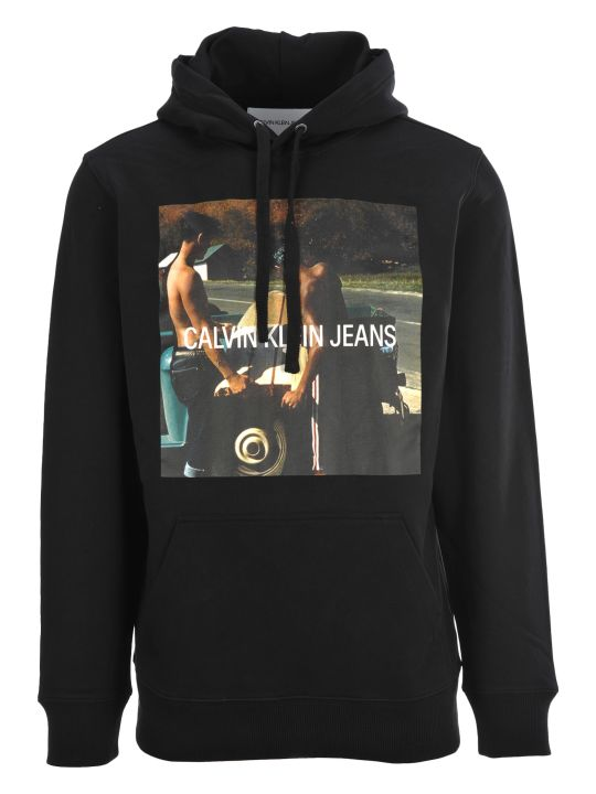 Calvin Klein Jeans Photographic Print Hoodie