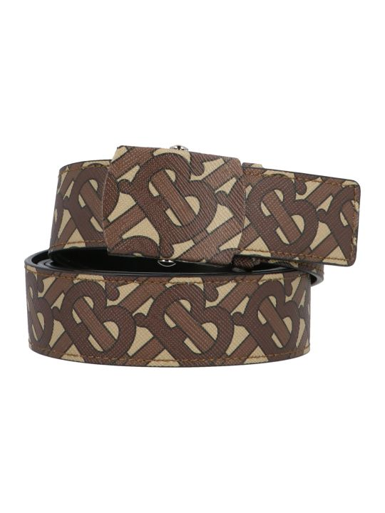 Burberry 'covered' Belt