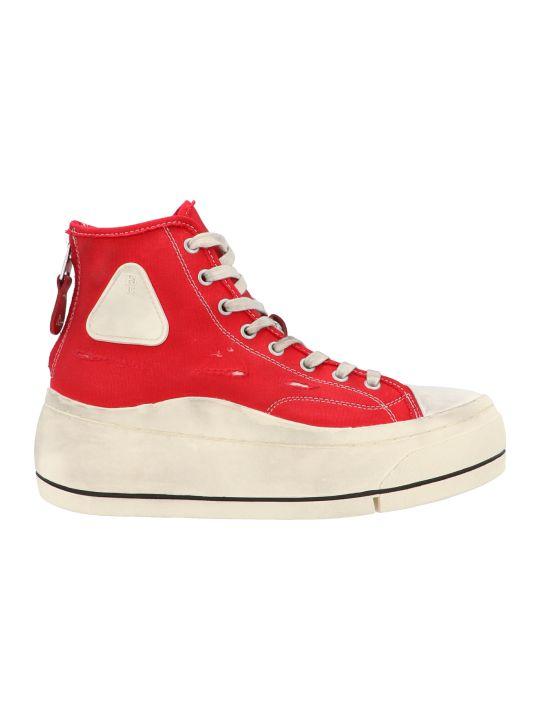 R13 'hi Top' Shoes