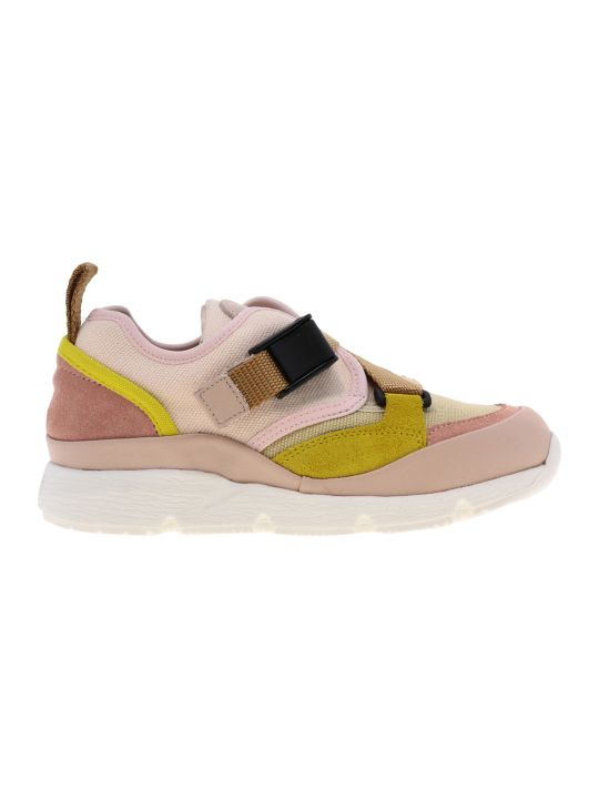 Chloé Sneaker Baskets Pink Ice