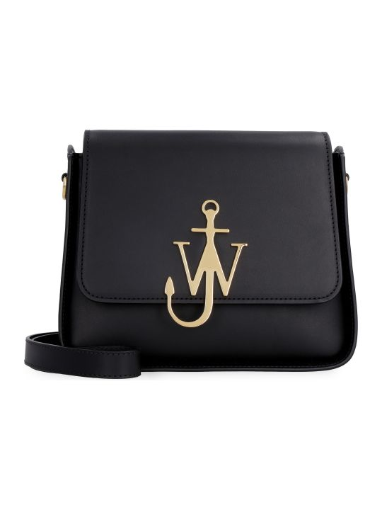 J.W. Anderson Anchor Box Leather Shoulder Bag