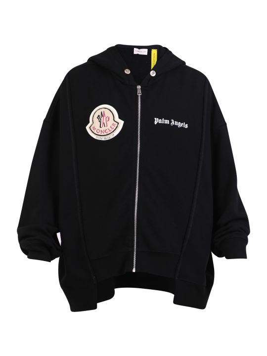 Moncler Genius Moncler Genius X Palm Angels Patched Cardigan