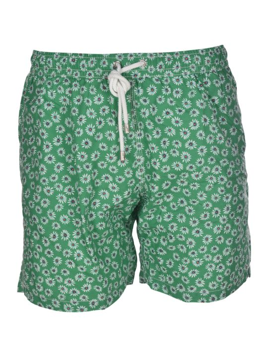 Hartford Floral Swim Shorts