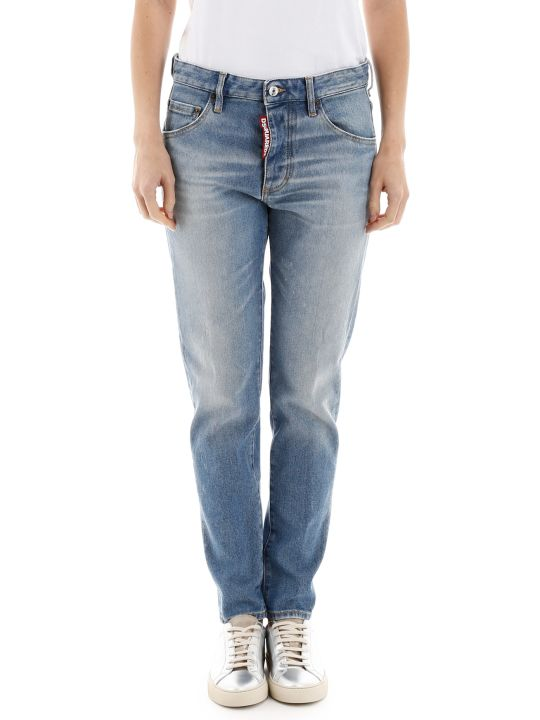 Dsquared2 Dan Skinny Jeans