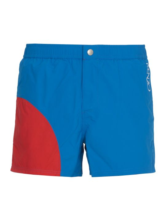 Kenzo Tech Fabric Swimsuit
