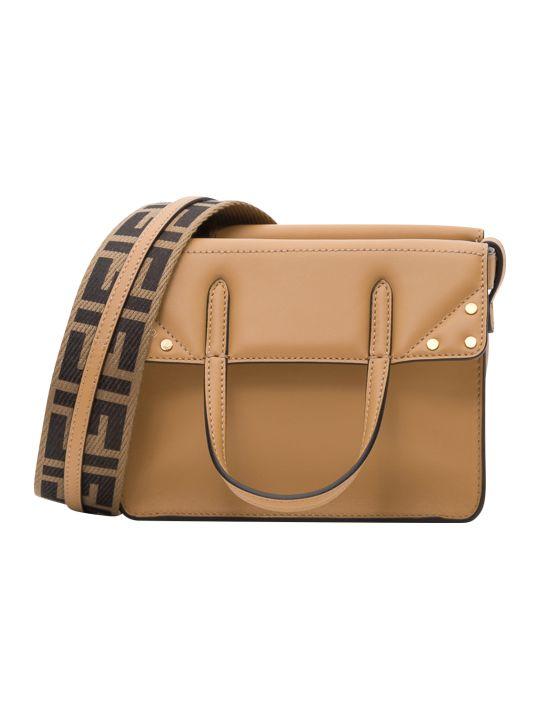 Fendi Fendi Flip Mini Handbag