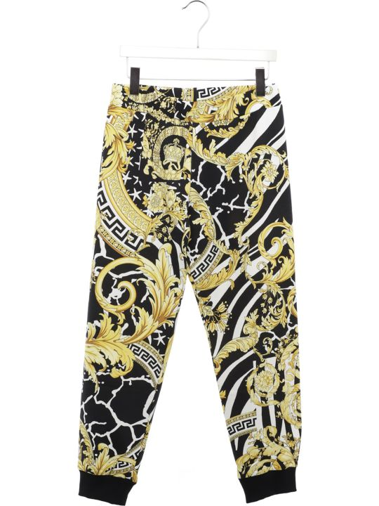 Young Versace 'barocco' Sweatpants