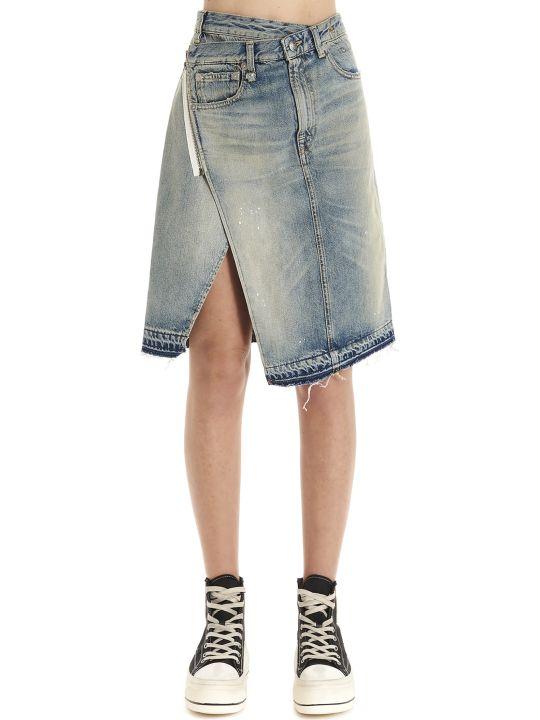 R13 'kira' Skirt