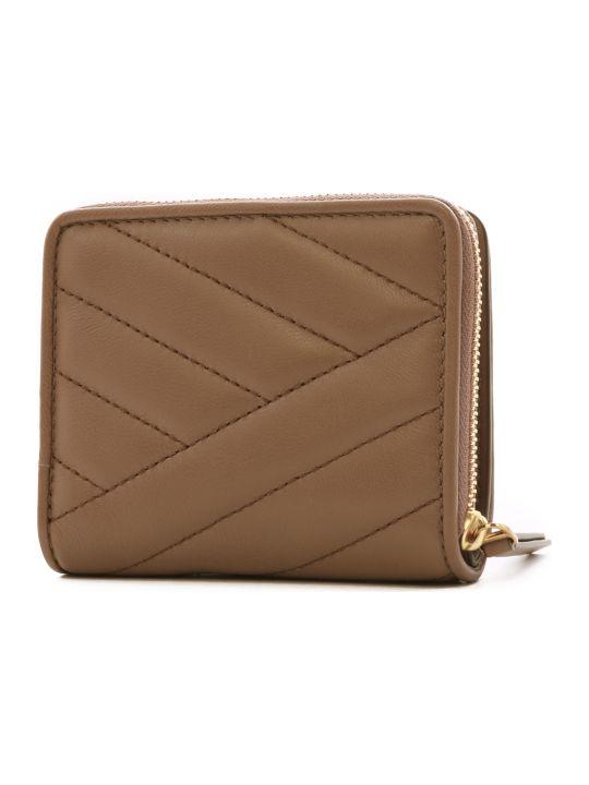 Tory Burch Kira Chevron Bi-fold Wallet