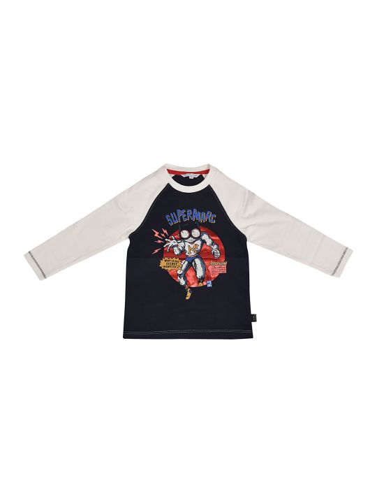 Marc Jacobs Printed Long Sleeve T-shirt