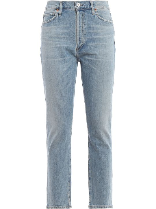 Citizens of Humanity Olivia Crop Jeans
