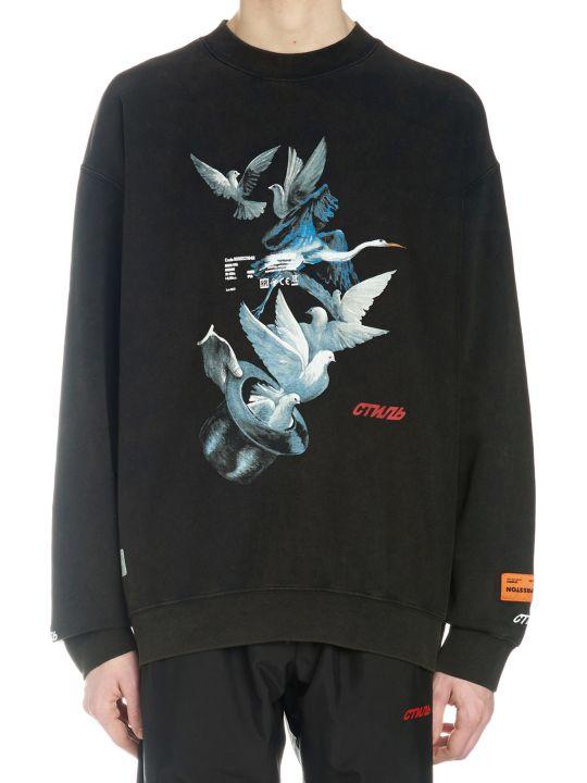 HERON PRESTON 'ves' Sweatshirt