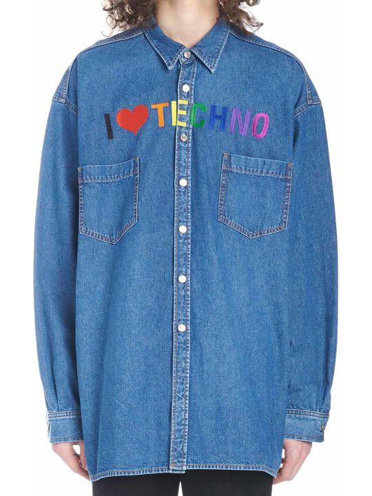 Balenciaga 'i Love Techno' Shirt