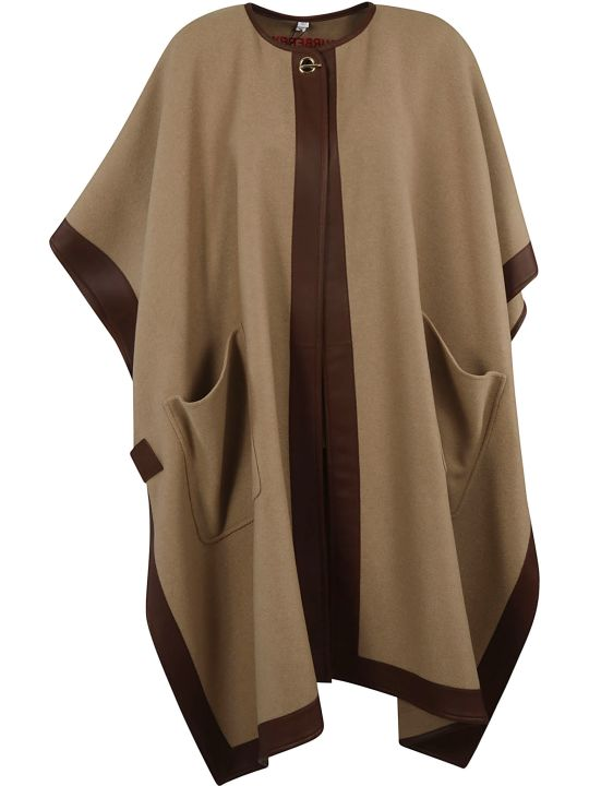 Burberry Long Oversized Cape