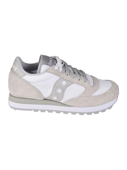 Saucony Sneaker Jazz O' White Grey