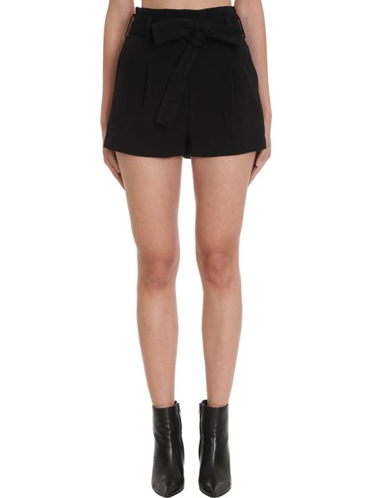 3.1 Phillip Lim Shorts In Black Polyester