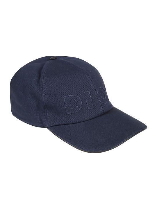 Christian Dior Logo Cap