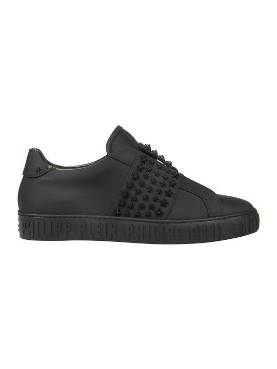 Philipp Plein Star Studded Sneakers