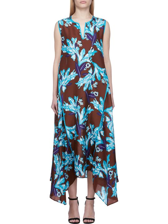 Parosh Printed Dress