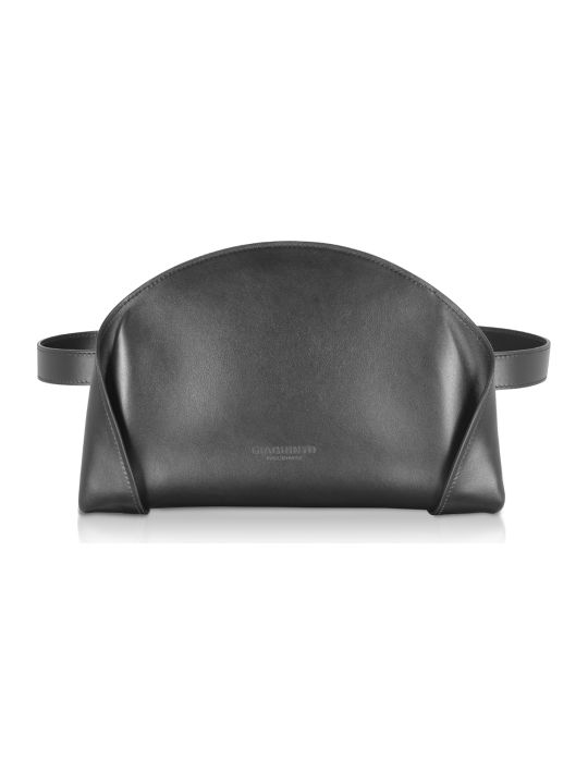 Giaquinto Freya Black Belt Bag