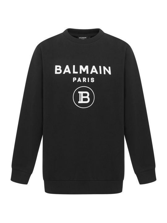 Balmain Paris Kids Sweatshirt