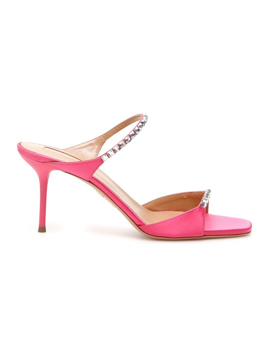 Aquazzura Diamante 75 Sandals