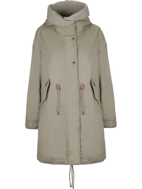 Woolrich Hooded Parka Coat