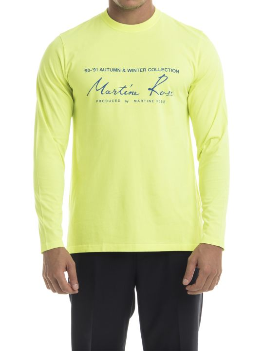 Martine Rose Classic L/s T-shirt