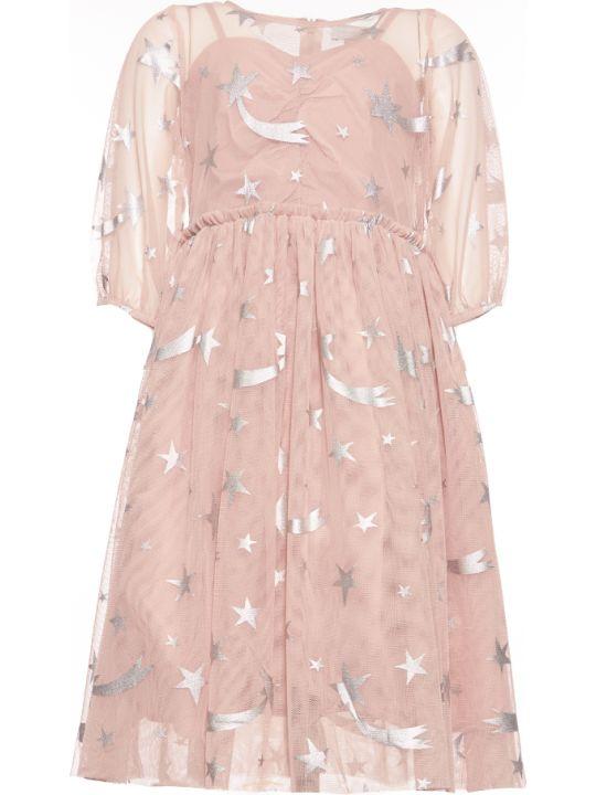 Stella McCartney Foil Stars Tulle Dress