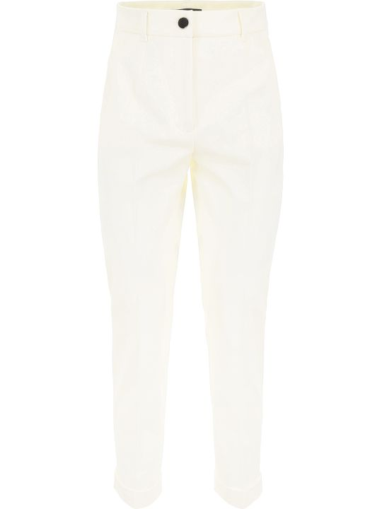 Dolce & Gabbana Wool Trousers