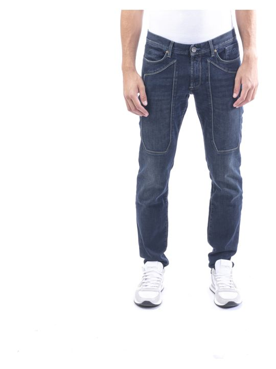 Jeckerson Jackerson Blend Cotton Jeans