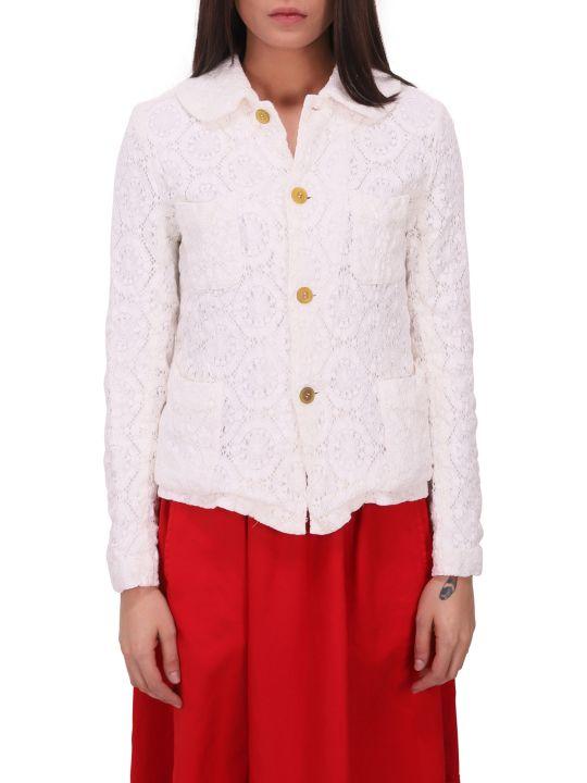 Comme Des Garçons Girl Lace Jacket