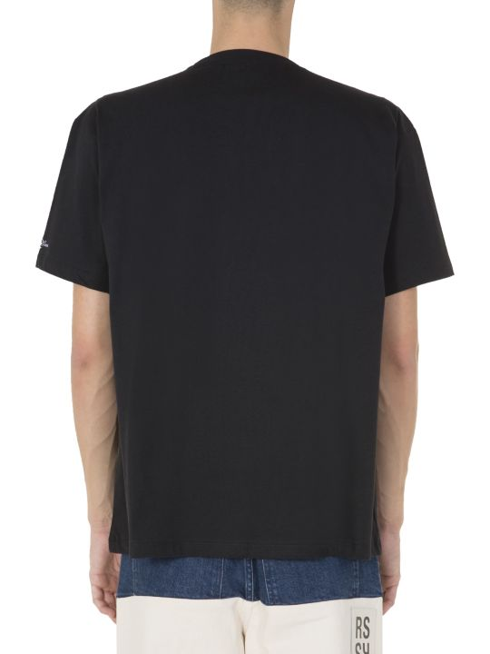 Fred Perry by Raf Simons Oversize Fit T-shirt