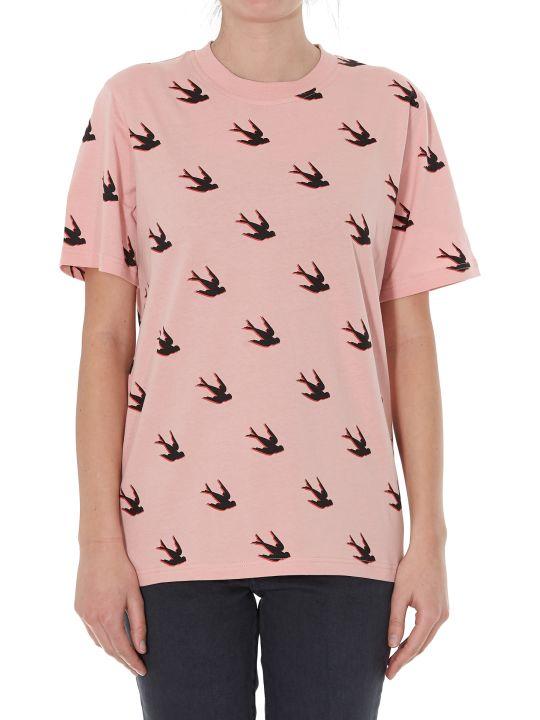 McQ Alexander McQueen Mcq Swallow T-shirt
