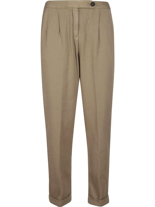 Massimo Alba Buttoned Classic Trousers