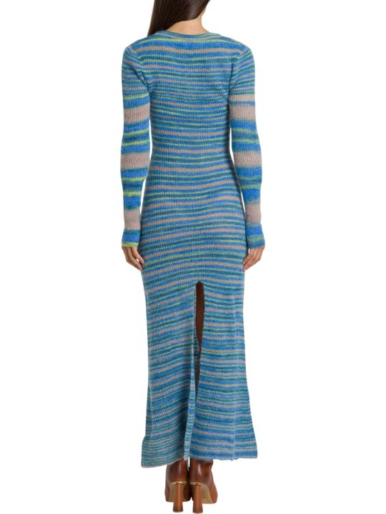 Jacquemus La Robe Perou Long Dress
