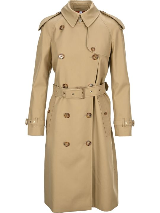 Burberry London New Monogram Lining Trench Coat